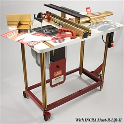 Incra Router Fence Amp Table Combo 3 The Works