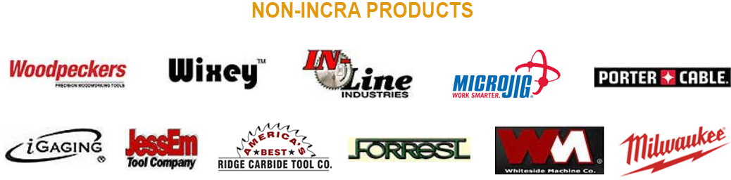 Non-INCRA Products