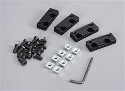Jessem Riser Kit For Clear Cut Ts Stock Guides Fits Incra